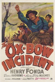 The Ox-Bow Incident movie in Anthony Quinn filmography.