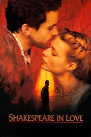 Shakespeare in Love movie in Geoffrey Rush filmography.