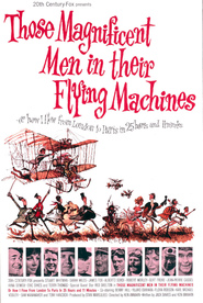 Those Magnificent Men in Their Flying Machines or How I Flew from London to Paris in 25 hours 11 minutes movie in Alberto Sordi filmography.