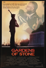 Gardens of Stone movie in James Caan filmography.