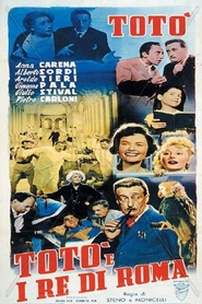 Toto e i re di Roma movie in Alberto Sordi filmography.