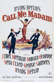 Call Me Madam is the best movie in Steven Geray filmography.