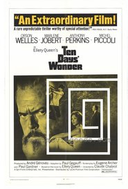 La decade prodigieuse movie in Orson Welles filmography.