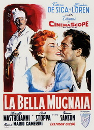 La bella mugnaia movie in Paolo Stoppa filmography.