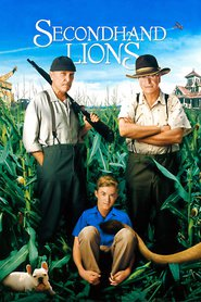 Secondhand Lions movie in Robert Duvall filmography.