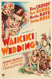 Waikiki Wedding movie in Anthony Quinn filmography.