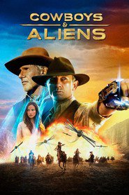 Cowboys & Aliens movie in Harrison Ford filmography.