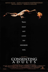 Consenting Adults movie in Forest Whitaker filmography.