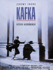 Kafka movie in Jeremy Irons filmography.