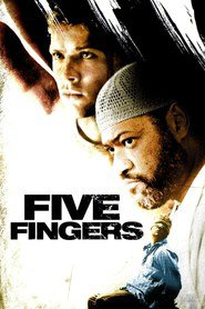 Five Fingers is the best movie in Ryan Phillippe filmography.