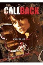Call Back is the best movie in Vanessa T. Nguyen filmography.