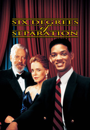 Six Degrees of Separation movie in Bruce Davison filmography.