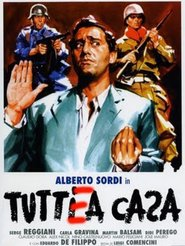 Tutti a casa is the best movie in Alberto Sordi filmography.