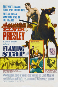 Flaming Star movie in Barbara Eden filmography.