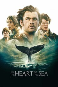 In the Heart of the Sea movie in Chris Hemsworth filmography.