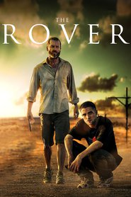 The Rover movie in Robert Pattinson filmography.