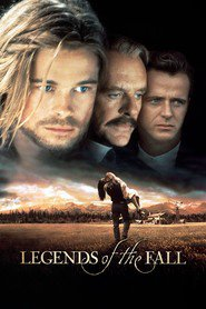 Legends of the Fall is the best movie in Brad Pitt filmography.