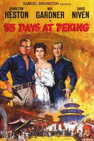 55 Days at Peking movie in John Ireland filmography.