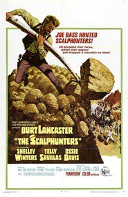 The Scalphunters movie in Shelley Winters filmography.