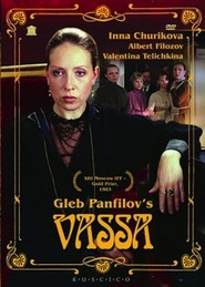 Vassa movie in Albert Filozov filmography.
