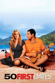 50 First Dates movie in Adam Sandler filmography.