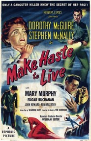 Make Haste to Live movie in Edgar Buchanan filmography.