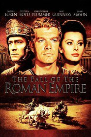 The Fall of the Roman Empire movie in John Ireland filmography.