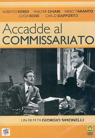Accadde al commissariato movie in Alberto Sordi filmography.