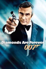 Diamonds Are Forever movie in Sean Connery filmography.