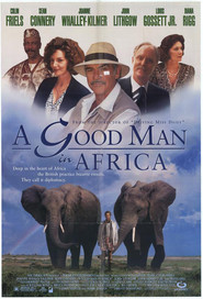 A Good Man in Africa movie in John Lithgow filmography.