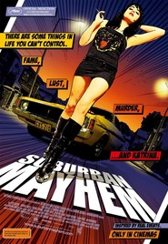 Suburban Mayhem movie in Mia Wasikowska filmography.