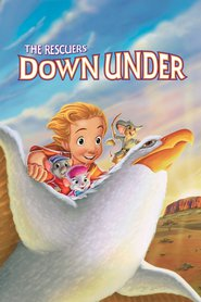 The Rescuers Down Under movie in Frank Welker filmography.