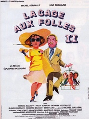 La cage aux folles II movie in Ugo Tognazzi filmography.
