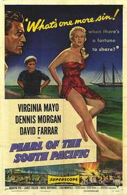 Pearl of the South Pacific movie in Murvyn Vye filmography.
