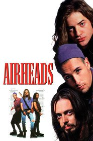Airheads movie in Adam Sandler filmography.