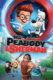 Mr. Peabody & Sherman movie in Ty Burrell filmography.
