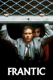 Frantic movie in Harrison Ford filmography.