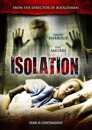 Isolation movie in David Harbour filmography.