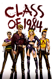 Class of 1984 movie in Michael J. Fox filmography.
