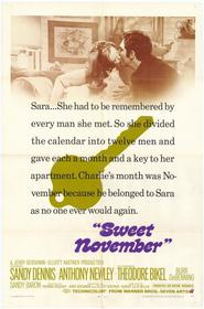 Sweet November is the best movie in Theodore Bikel filmography.