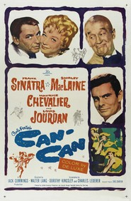 Can-Can movie in Marcel Dalio filmography.