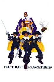 The Three Musketeers movie in Ron Haddrick filmography.