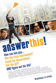 Answer This! is the best movie in Johnny Flynn filmography.