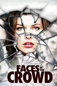 Faces in the Crowd movie in Milla Jovovich filmography.