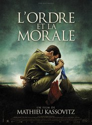 L'ordre et la morale movie in Malik Zidi filmography.