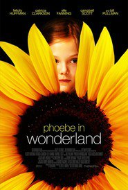 Phoebe in Wonderland movie in Elle Fanning filmography.