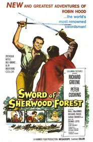 Sword of Sherwood Forest is the best movie in Niall MacGinnis filmography.