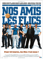 Nos amis les flics movie in Lorant Deutsch filmography.