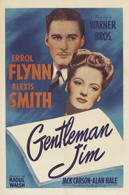 Gentleman Jim movie in Errol Flynn filmography.