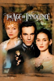 The Age of Innocence movie in Winona Ryder filmography.